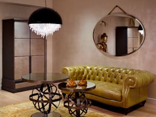 Anna Casa Showroom Manooi Kantor & Toko Modern Transparent