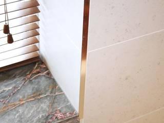 Traditional Bathroom Refit: rustic Bathroom by Redesign