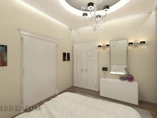 ISDesign group s.r.o. Eclectic style bedroom