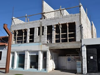Obras en construcción de Tueros Mora Arquitectos Asociados