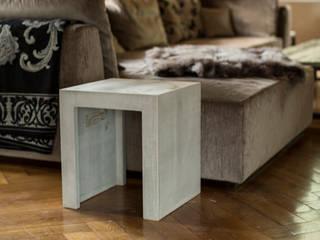Sitzen auf Beton: modern  von BETONIU GmbH,Modern