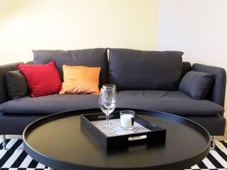 Apartment K01 Holzer & Friedrich GbR Moderne Wohnzimmer