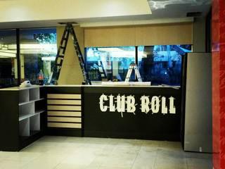Club Roll:  de estilo  por Grupo Pino S.a