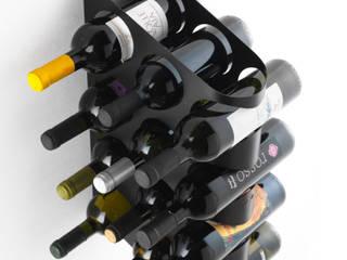 Cave à vin de style de style Moderne par mipiacemolto.it