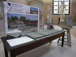 FROSINI PIETRE SRL ІлюстраціїІнші предмети мистецтва Камінь Сірий