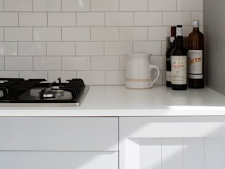 Talbot road, Notting Hill Modern style kitchen by Ardesia Design Modern