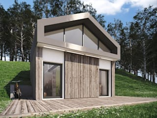 Lavori Modern houses by 3d-arch Modern