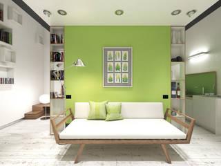 Lavori 3d-arch Salon moderne