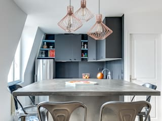 Cocinas modernas de Transition Interior Design Moderno