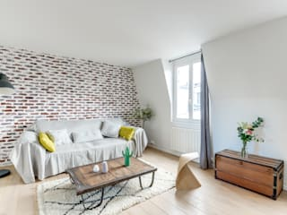 Salas de estar  por Transition Interior Design  , Moderno