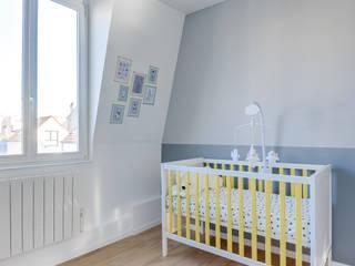 Transition Interior Design Kamar Bayi/Anak Modern
