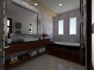 Proyecto Baño Principal LC de IDEA Studio Arquitectura