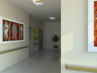 Adaptación y Optimización de Espacios para Adultos Mayores:  de estilo  por JRK Diseño - Studio Arquitectura