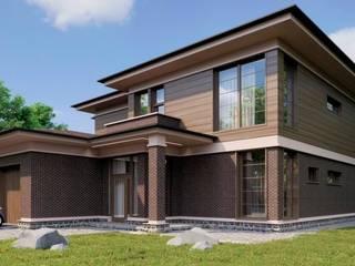 Projekty,  Domy zaprojektowane przez ARCH INNOVATION GROUP