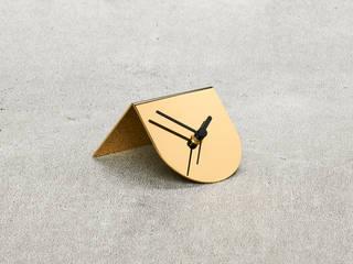 Standard Brass Clock:   by ByShop