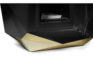 DIAMOND Luxury Safe By Boca do Lobo por Be-Luxus Moderno