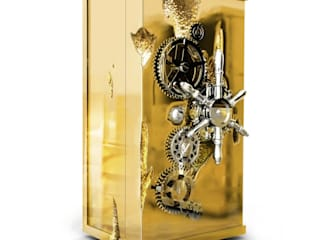 MILLIONAIRE | Luxury Safe By Boca do Lobo por Be-Luxus Moderno
