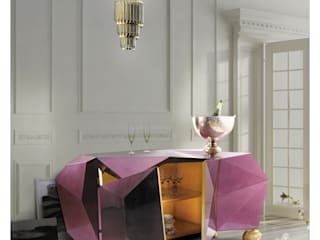 DIAMOND Sideboard By Boca do Lobo:   por Be-Luxus,Moderno