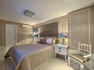 Suite do Casal: Quartos  por Colore Arquitetura Design