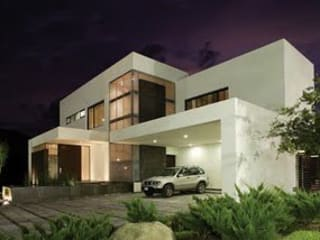Casas de estilo  por Vektor arquitek,
