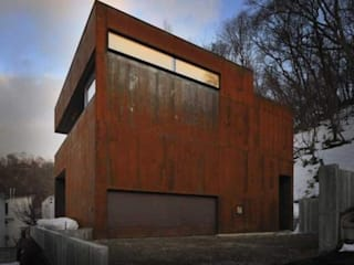 Vektor arquitek Moderne Häuser