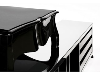 BOULEVARD Writting Desk By Boca do Lobo:   por Be-Luxus,Moderno