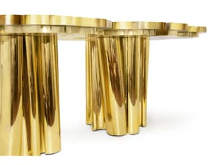 FORTUNA Dining Table By Boca do Lobo:   por Be-Luxus,Moderno
