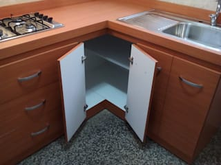Grupo Creativo DF, C.A. KitchenBench tops MDF Brown