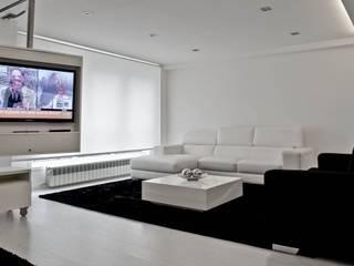 Reforma integral de piso:  de estilo  de LABORATORIO DE SUEÑOS