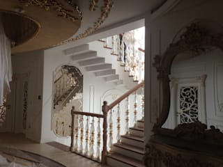 Özel Villa Merdiven BRISTOL DECO & VILLA Klasik