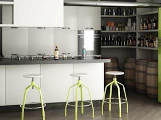 モダンな キッチン の Arienti Design モダン