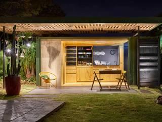 Casa Cor 2015 Taman Modern Oleh Bernardo Horta Arquiteto Modern