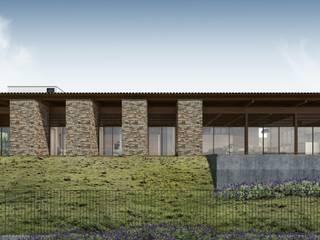 Casa Líbero Rumah Modern Oleh Bernardo Horta Arquiteto Modern