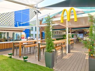 MC Donalds EXPO: Gastronomia in stile  di Diana Lapin