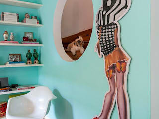 Salas modernas de Julia Ribeiro Fotografia Moderno
