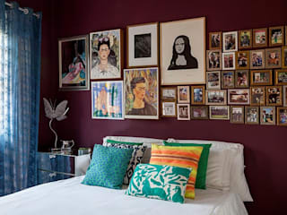 Habitaciones de estilo  por Julia Ribeiro Fotografia, Moderno