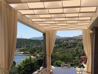 Hebil Villa Ditto Mimarlık & Tasarım Boutique Akdeniz