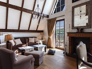Otel ve villa kompleksi proje ve uygulama Ditto Mimarlık & Tasarım Boutique Kırsal/Country