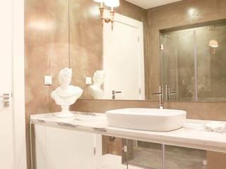 Baños de estilo moderno de By N&B Interior Design Moderno