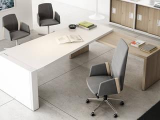 Collection Chairs of sofas ofFAMO Company and design by Aitor Garcia de Vicuña ( AGVestudio ) de agvestudio Moderno