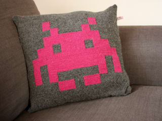 Space Invader:  de style  par DidiHeidi