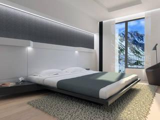 Bedroom by Symbioses - Design & Construção