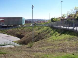 Instalaciones IBFG Universidad de Salamanca de Paisaje Jardinería