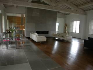FROSINI PIETRE SRL Living room Stone Grey