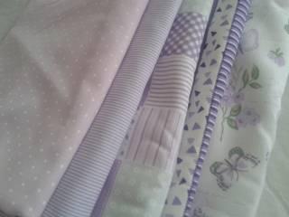 Textiles para dormitorios infantiles de NBe DECO Moderno