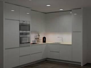Projectos 3D por RUI BESSA INTERIORES