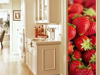 Fresas:  de estilo  de DoorDresser