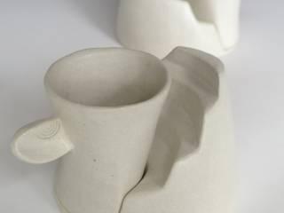 Waiting cup: 机上工芸舎が手掛けたです。