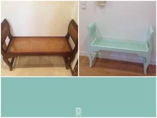 Reciclagem de mobiliário por Objetos Moderno