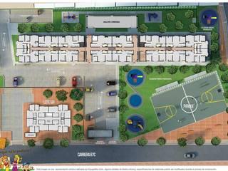 Reserva de Sienna 2:  de estilo  por HMA Desarrolladores De Proyectos,